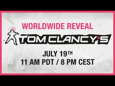 Nuovo gioco di Tom Clancy rivelato in tutto il mondo