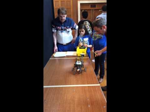 Robotics Olympics