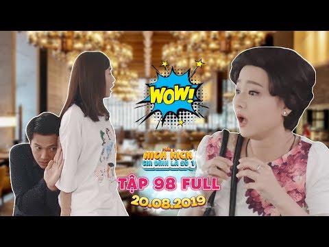 Gia đình là số 1 P2|tập98 full:Đi đêm lắm có ngày gặp ma,rốt cuộc couple cũng bị bà Liễu phanh phui?