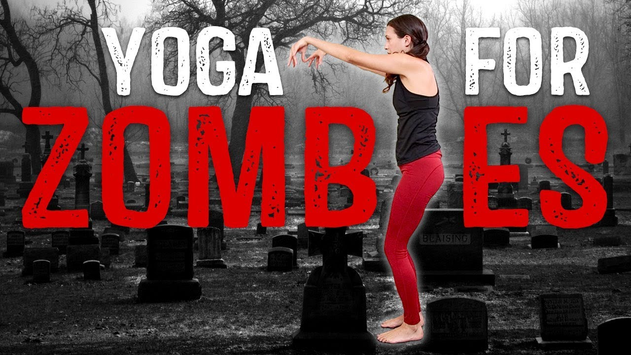 Yoga for ZOMBIES!  |  Yoga With Adriene