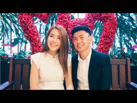 Singapore ROM Ceremony | Greyton & Tukta