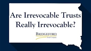 Download lagu Modern Trust Laws: Are Irrevocable Trusts Really Irrevocable?