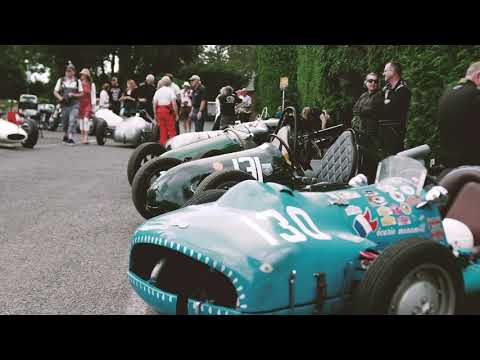 Classic & Sports Finance At Chateau Impney Hill Climb