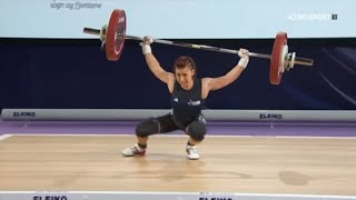 2016 Olympic Weightlifting , Women 48 kg - European Championships \ Тяжелая Атлетика