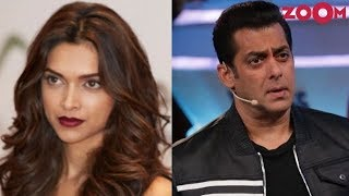Deepika Padukone REACTS to Salman Khan's take on depression | Bollywood News