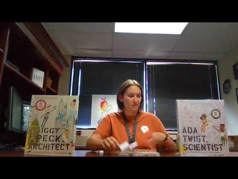 Book talk Rosie Revere Engineer