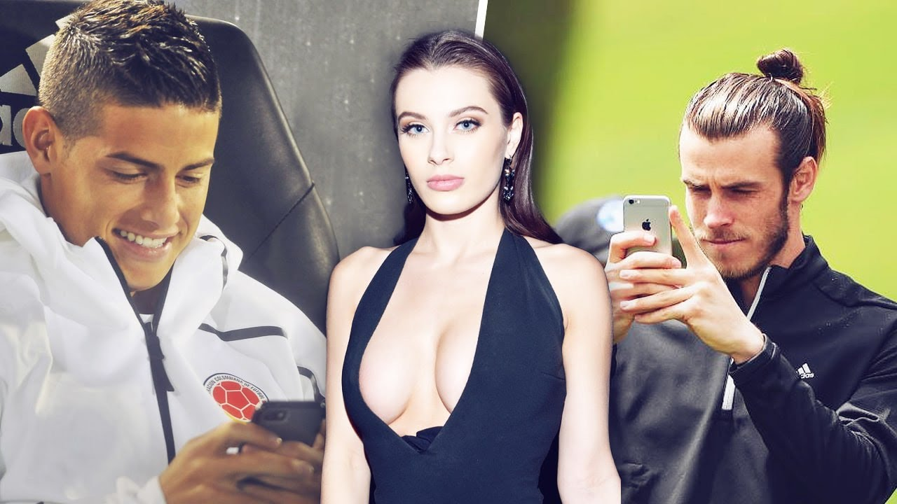 Which football player tried to flirt with adult film star Lana Rhoades on Instagram? | Oh My Goal