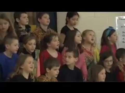 Funga alafia by pleasant garden elementary chorus youtube - Pleasant garden elementary school ...