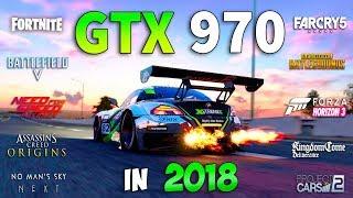 GeForce GTX 970 Test in 10 New Games