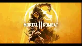 Mortal Kombat 11 Scorpion Box Cover Art