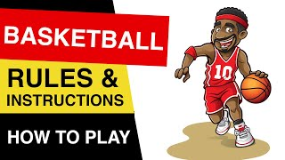 Rules of Basketball : How to Play Basketball : Basketball Rules for Beginners