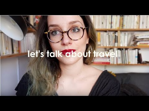 Travel Q&A - living abroad, traveling with anxiety, first time in Europe ...