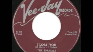 Spaniels - I Lost You - Killer Doo Wop Ballad