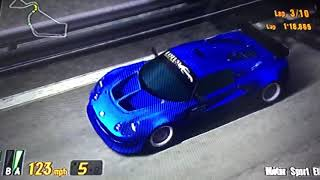Gran Turismo 3 A-Spec Motor Sport Elise, The Lotus Elise Ultimate Trophy Part 6/9
