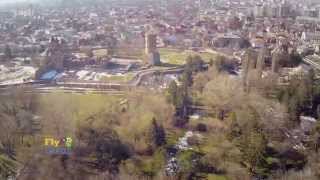 Targoviste Fly Image 2014 aerial video
