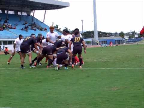 World Rugby Pacific Challenge - Argentina vs Tonga