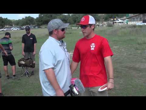 "The Disc Golf Guy - Vlog #136 - Post ""Final 4"" Interviews with Cale Leiviska & Ricky Wysocki"