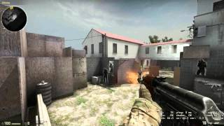 CS:GO Weapon course 23.3sec