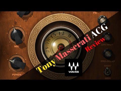 Waves Plugins - Tony Masserati ACG(Acustic Guitar)