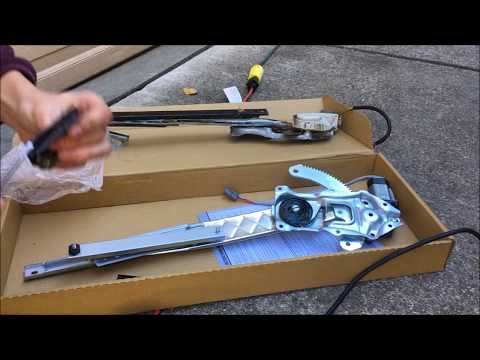 How to Replace a Window Regulator in your Ford Expedition/F-150/Navigator
