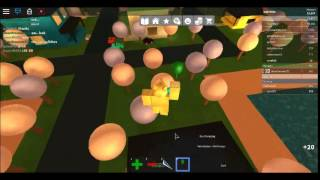 Marc Plays Roblox Games: Work At A Pizza Place (Episode 3)