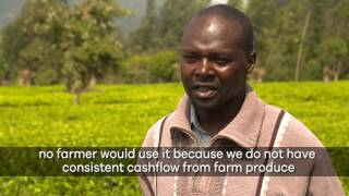 Financial inclusion for small holder farmers in Africa