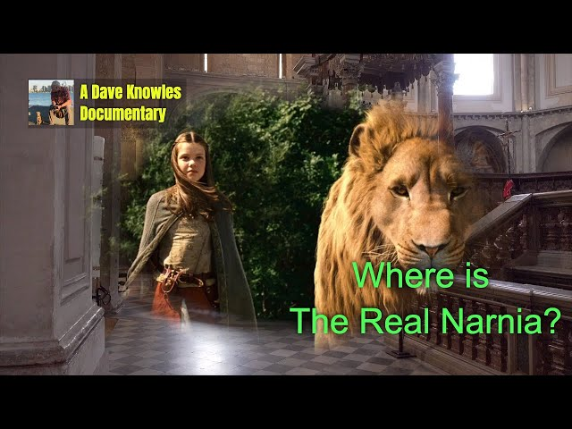 Did you know C S Lewis' Narnia really exists?