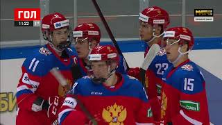 SHO 2020 Матч 2 Сочи Олимпийская сборная России 0 1 Ярослав Лихачев