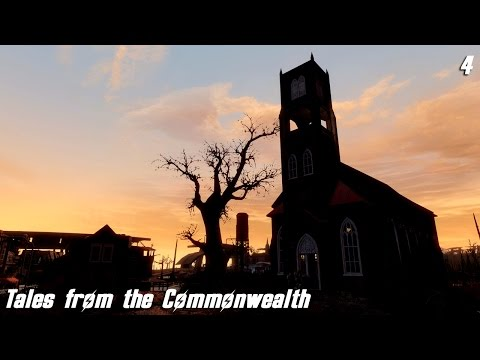 Fallout 4 Quest Mods: Tales from the Commonwealth - 4 - Puzzle Church