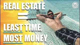 Fastest Path to Financial Freedom is Real Estate