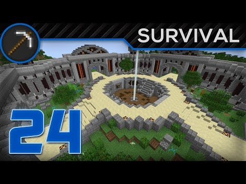 Rex Plays Minecraft - Episode 24: The Courtyard