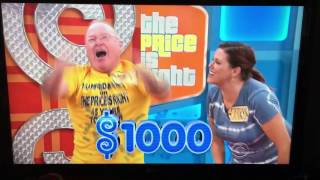 Price is Right First Ever 3-way Tie!?!
