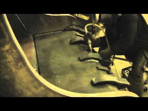 Сборка гидронасоса - YouTube