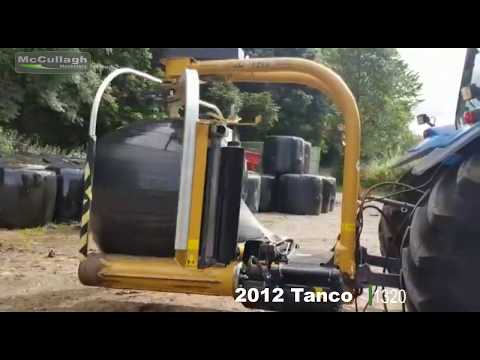 2012 Tanco 1320 Wrapper