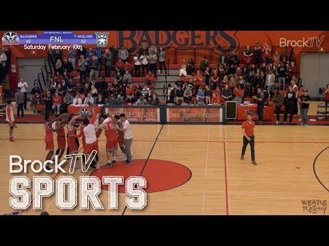 The Jump: Ep. 1, Brock Mens Basketball