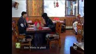 Plasa de stele - Liviu Varciu se ia la bataie intr un restaurat