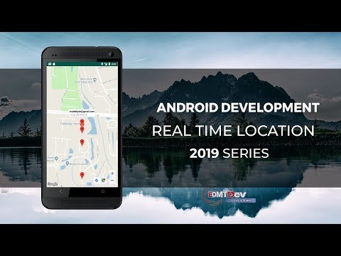 Android Development Tutorial - NEW Realtime Location 3 Send Friend Request Access Location