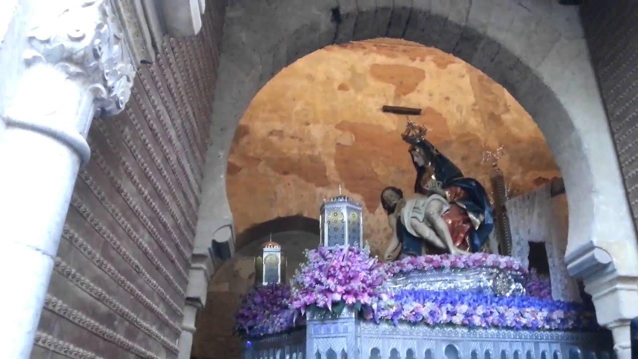 Resultado de imagen de procesion de santa maria de la alhambra