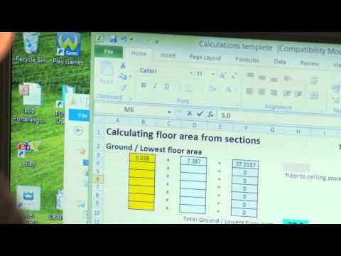BER Assessment - Calculations