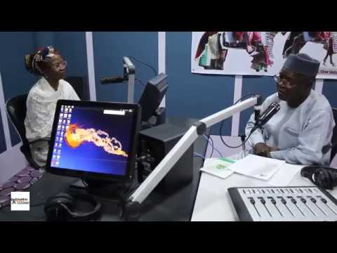 Professor Nana Tanko Interview at Dandal Kura Radio [Hausa]