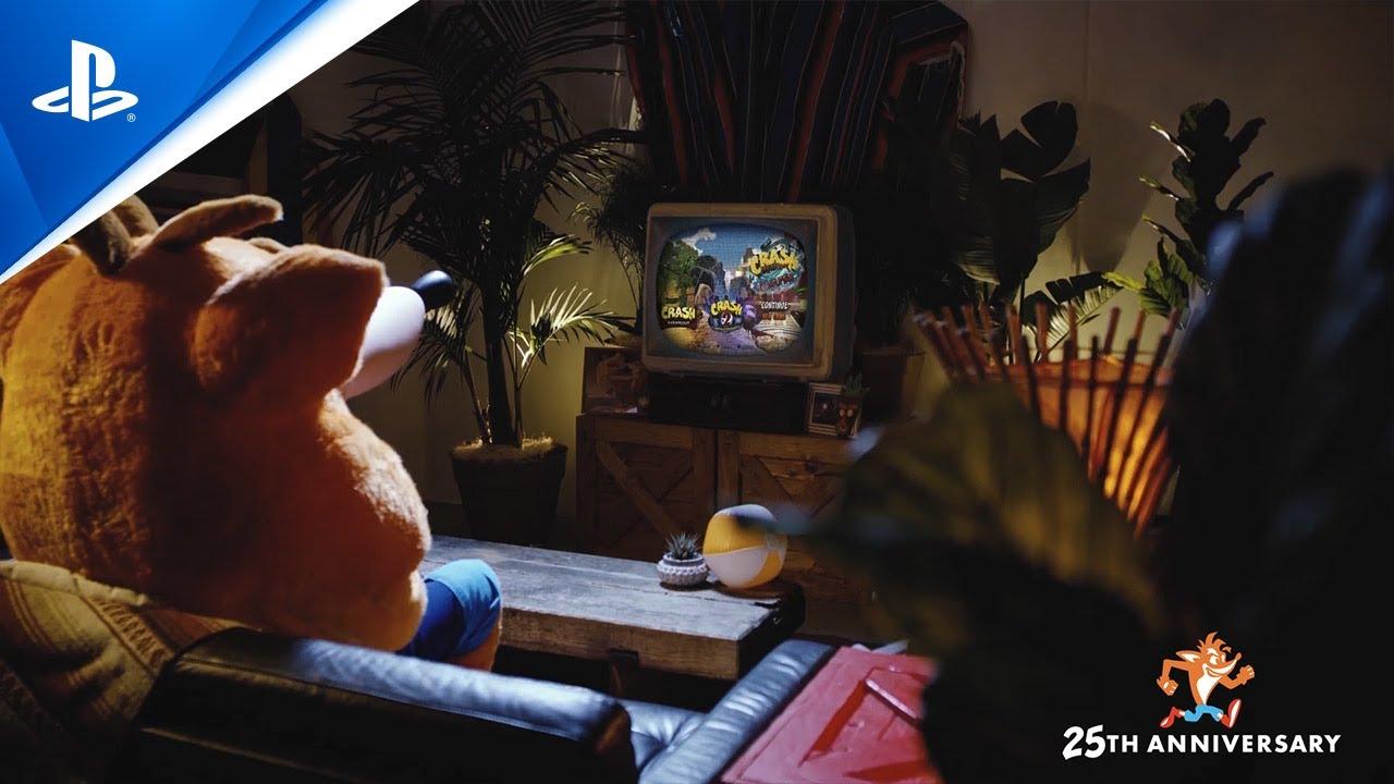Crash Bandicoot - Story Recap Video | PS5, PS4
