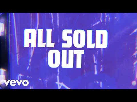 All Sold Out (Lyric Video)