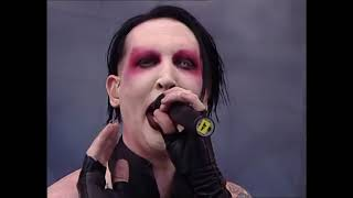 Marilyn Manson This Is The New Shit Live Rock Am Ring 2003 (1080p 60fps)