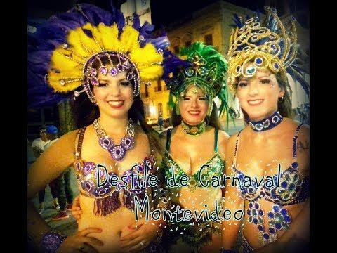 Desfile de Carnaval / Montevideo 2018