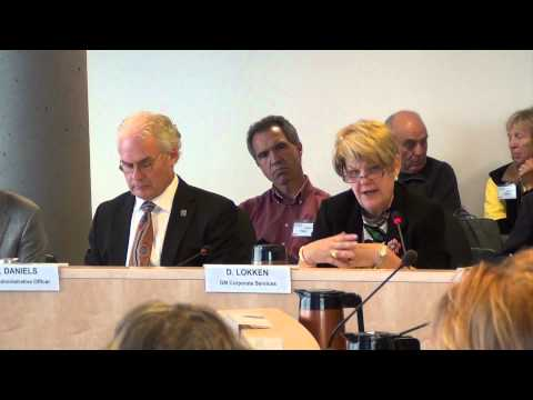 CRD Core Liquid Waste Management Committee October 10, 2012 - Part 1