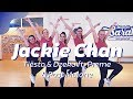 JACKIE CHAN - Tiësto ft Post Malone | Easy Dance Video | Choreography