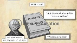 Definitions of Economics