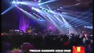 Video Mahakarya Ahmad Dhani - Kangen download MP3, 3GP, MP4, WEBM, AVI, FLV Mei 2018