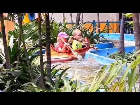 Dream World Дрим Ворлд Парк развлечений, аттракционов, Бангкок, Тайланд