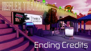Entry Point: Reflex Training's Ending Credits (ROBLOX)